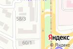 Схема проезда до компании Затерянный мир в Магнитогорске