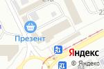 Схема проезда до компании ЭльБрус в Магнитогорске