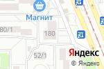 Схема проезда до компании СладкоЕжка в Магнитогорске