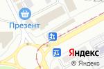Схема проезда до компании Сотовик в Магнитогорске