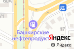 Схема проезда до компании ПТОил в Магнитогорске