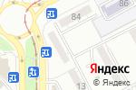 Схема проезда до компании Сеньор Помидор в Магнитогорске