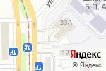 Схема проезда до компании Подшипники в Магнитогорске