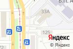 Схема проезда до компании Лапусик в Магнитогорске