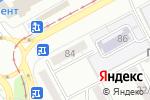 Схема проезда до компании БМК в Магнитогорске