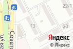 Схема проезда до компании Роспотребнадзор в Магнитогорске