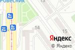 Схема проезда до компании Гезель в Магнитогорске