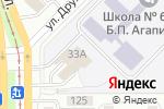 Схема проезда до компании Фотостудия Андрея Ведерникова в Магнитогорске