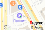 Схема проезда до компании АвтоСпутник в Магнитогорске