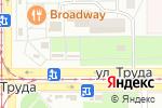 Схема проезда до компании Экзотерра в Магнитогорске