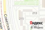 Схема проезда до компании Продовольственный магазин в Магнитогорске