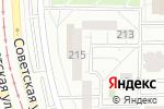 Схема проезда до компании Почтовое отделение №34 в Магнитогорске