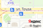 Схема проезда до компании Киоск по продаже хлебобулочных изделий в Магнитогорске