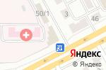 Схема проезда до компании Комплексное Проектирование в Магнитогорске