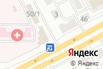 Схема проезда до компании Yamaha в Магнитогорске
