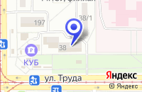 Схема проезда до компании БАНКОМАТ КРЕДИТ УРАЛ БАНК в Магнитогорске
