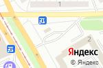 Схема проезда до компании АЗС БАШ-ТЭК в Магнитогорске