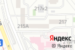 Схема проезда до компании Нефрит в Магнитогорске
