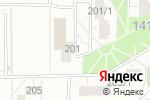 Схема проезда до компании ТОС в Магнитогорске