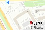 Схема проезда до компании ЖРЭУ-6 в Магнитогорске