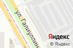 Схема проезда до компании Велл в Магнитогорске