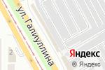 Схема проезда до компании Стеклодизайн в Магнитогорске