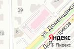Схема проезда до компании Семейный доктор в Магнитогорске