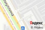 Схема проезда до компании Малая Япония в Магнитогорске