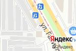 Схема проезда до компании Лесопарк в Магнитогорске