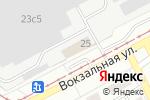 Схема проезда до компании Первый вкус в Магнитогорске