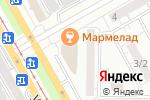 Схема проезда до компании Сеть магазинов кондитерских изделий в Магнитогорске