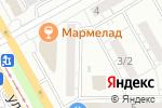 Схема проезда до компании Городской клуб туристов в Магнитогорске