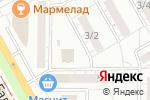 Схема проезда до компании ДЮСШ №6 в Магнитогорске