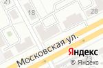 Схема проезда до компании Луч в Магнитогорске