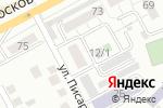 Схема проезда до компании МагКомфорт в Магнитогорске
