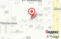 Схема проезда до компании Событие в Магнитогорске