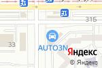 Схема проезда до компании Лидер-Плюс в Магнитогорске