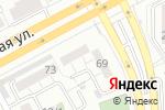 Схема проезда до компании Annremur's в Магнитогорске