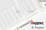 Схема проезда до компании Автосервис у Сергеевича в Магнитогорске