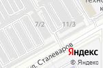 Схема проезда до компании Мастерская чистоты в Магнитогорске