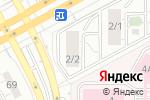 Схема проезда до компании Мера в Магнитогорске