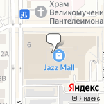 Магазин салютов- расположение пункта самовывоза