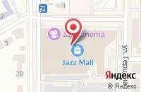 Схема проезда до компании Счастливый Путь в Магнитогорске