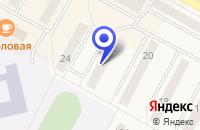 Схема проезда до компании ТЕКСТИЛЬ в Сатке