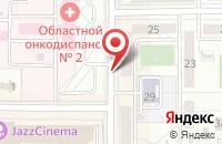 Схема проезда до компании Рекламная Группа «Джем-Магнитогорск» в Магнитогорске