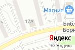 Схема проезда до компании Артезианская вода в Магнитогорске
