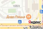 Схема проезда до компании Bastet в Магнитогорске