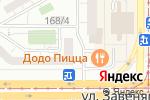 Схема проезда до компании Ракурс-Ц в Магнитогорске