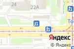 Схема проезда до компании ДЕНЬГИ НАСЕЛЕНИЮ в Магнитогорске