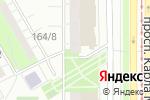 Схема проезда до компании Online в Магнитогорске